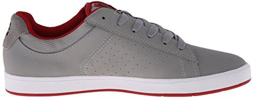 DC Ignite 2 M Shoe Ktg, Men's Ankle Wild Dove/Athletic Red