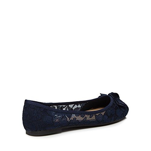 Debenhams The Collection Womens Navy Lace 'Carlton' Pumps 4RwzwK