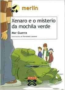 Amazon.com: Xenaro E O Misterio Da Mochila Verde / Xenaro