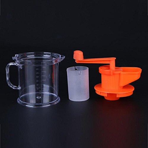 Amazon.com: Lemon Juicer - Multifunction Manual Mini Hand Soybean Milk Juice Machine Household Travel Fruit Squeezer Orange - Held Industrial Manual Fruit ...