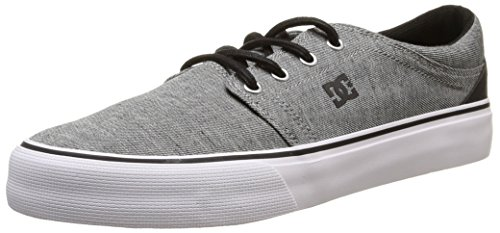 Baskets Granite Basses M TX Se DC Homme Trase Shoes Gris qawvP1