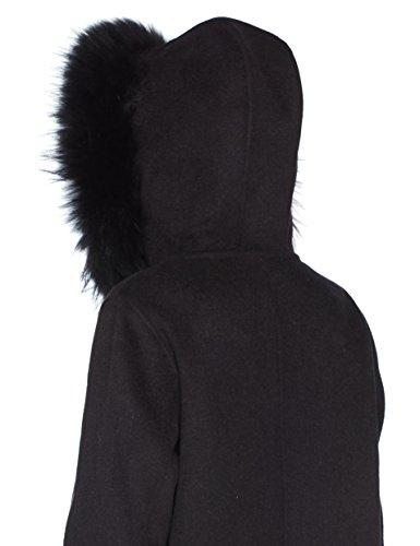 Oakwood noir Para 501 Abrigo Mujer Negro vvTfqp