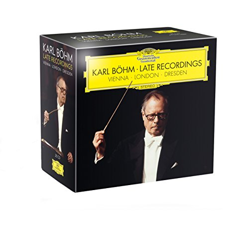 Late Recordings Vienna Dresden Limited