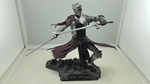 The Dark Knight Statue (Dark Souls III Collector's Edition Red Knight Statue (10