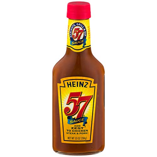 (Heinz 57 Sauce, 10 oz Bottle)