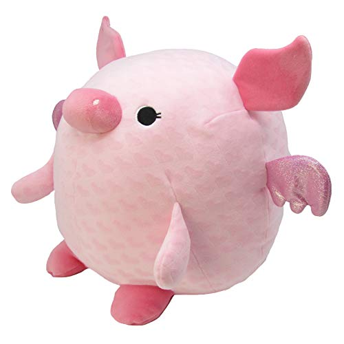 Kids Preferred Cuddle Pal Round Huggable, Lucy The Pig