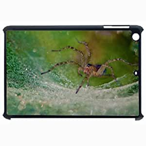 Customized Back Cover Case For iPad Air 5 Hardshell Case, Black Back Cover Design Spider Personalized Unique Case For iPad Air 5 wangjiang maoyi by lolosakes