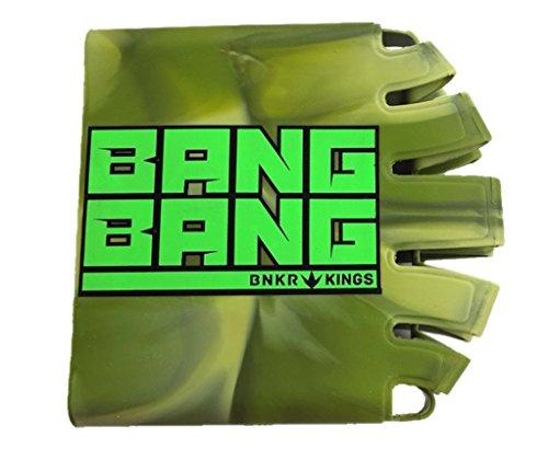 Bunker Kings Knuckle Butt Supreme Carbon Fiber Tank Cover Grip (BANGBANG - Camo) -