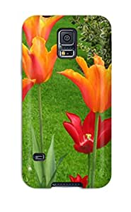 Flower Case Compatible With Galaxy S5/ Hot Protection Case