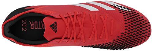 adidas Predator 20.2 Firm Ground Soccer Shoe Mens 5