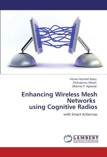 Enhancing Wireless Mesh Networks using Cognitive Radios: with Smart Antennas