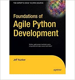 Foundations Of Agile Pyton Development (Pb)