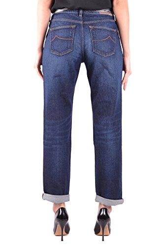 Donna Jacob Cohen Blu Mcbi160325o Cotone Jeans rgExqZUg