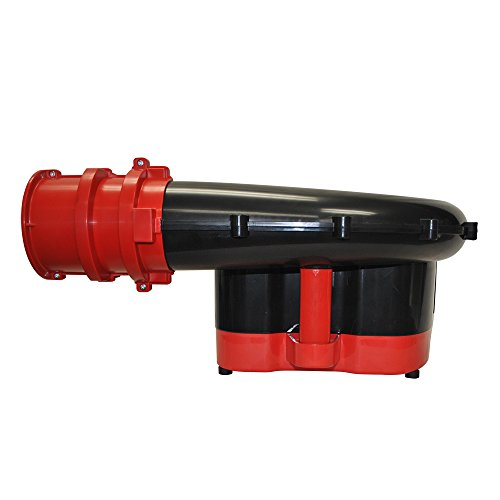 XPOWER BR-282A 2-HP 1500-CFM Indoor/Outdoor Inflatable Blower, 12-Amp by X-Power (Image #3)