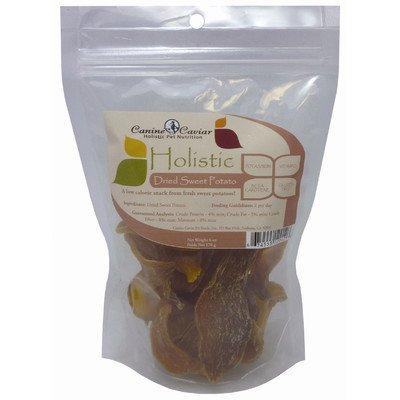 Dried Sweet Potatoes Dog Treat [Set of 2] Quantity: 10-lb