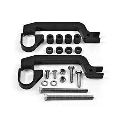 PowerMadd 34452 Black Sentinel Handguard ATV/MX Mount Kit: Automotive