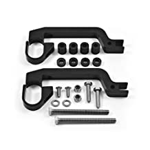PowerMadd 34452 Black Sentinel Handguard ATV/MX Mount Kit