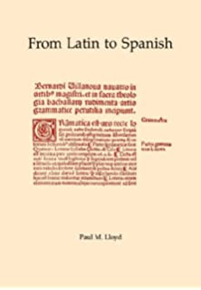 Amazon a history of the spanish language 9780521011846 ralph from latin to spanish historical phonology and morphology of the spanish language memoirs of fandeluxe Gallery