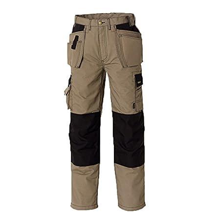 Pantalones de trabajo tejido de sarga teXXor