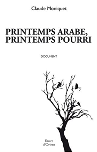 Printemps arabe, printemps pourri epub, pdf