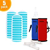 Bella Amazing- Ice Stick Tray and Water Bottle Insulator Sleeve Set. This Awesome