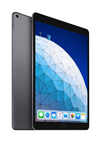 Apple iPad Air (10.5-inch, Wi-Fi + Cellular, 64GB) – Space Gray