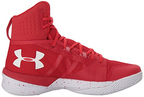 Red Highlight Under Shoes White Ace Armour White Women's XUOCPq