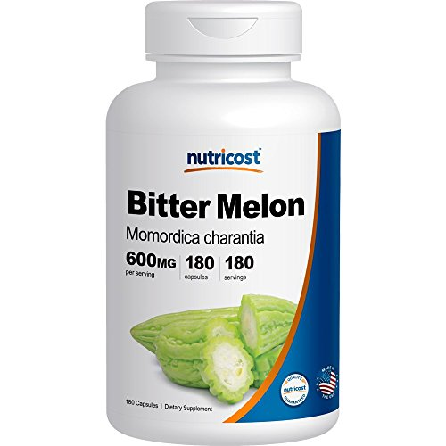 Nutricost Bitter Melon 600mg Capsules product image