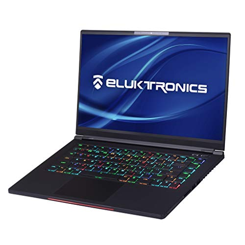 "Eluktronics MAG-15 Slim & Ultra Light NVIDIA GeForce RTX 2070 Gaming Laptop with Mechanical RGB Keyboard - Intel i7-9750H CPU 8GB GDDR6 VR Ready GPU 15.6"" 144Hz Full HD IPS 512GB NVMe SSD + 16GB RAM"