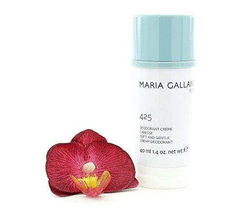 Maria Galland Soft and Gentle Cream Deodorant 425, 40ml 1.47oz