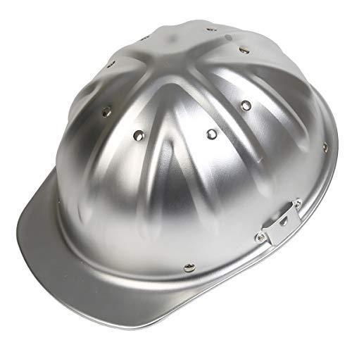 (KSEIBI 411072 Lightweight Aluminum Hard Hat Safety Helmet Head Protection Tools)