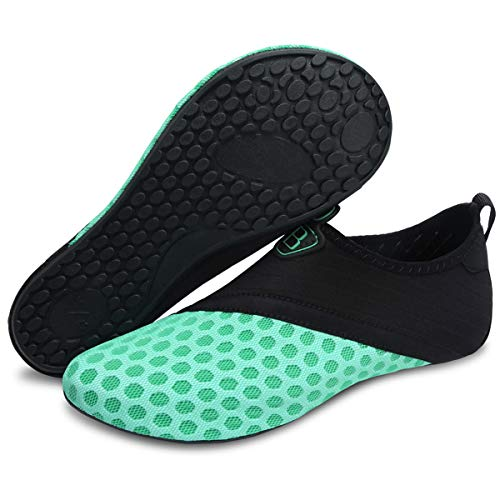 Barerun Barefoot Quick-Dry Water Sports Shoes Aqua Socks for Swim Beach Pool Surf Yoga for Women Men...