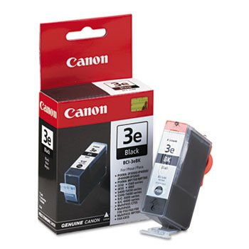 - CNMBCI3EBK - Canon BCI-3eBk Ink Cartridge