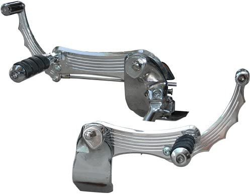 Refined Cycle FC3-forward Controls for Suzuki Intruder 750 800 Boulevard S50