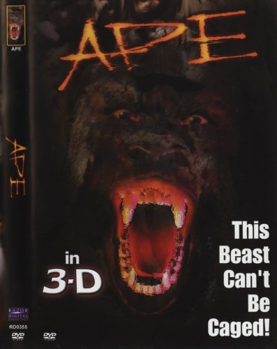 APE 3D (Big Fat Movie Show in 2D & (Razor Barbed Wire)