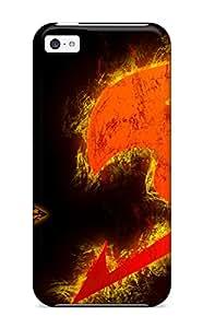 New KZsOZRh5953wGRwV Fairy Tail Skin Case Cover Shatterproof Case For Iphone 5c