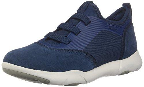 Geox U825AA 02211 Sneakers Uomo Blu 39