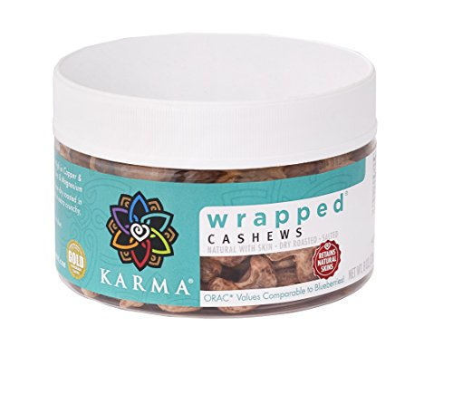 Premium Wrapped Natural Roasted Cashews product image