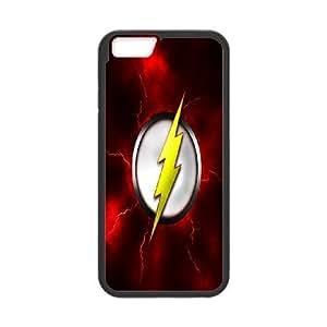 Custom Case The Flash For iPhone 6 Plus 5.5 Inch NC1Q03022