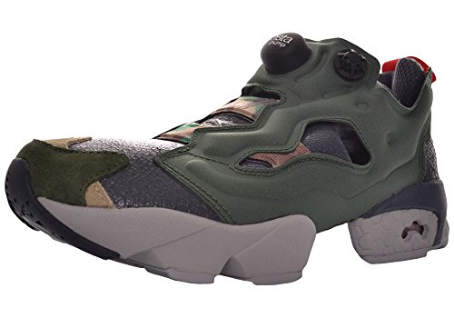 REEBOK INSTAPUMP FURY AR1448 Black/Green/Grey