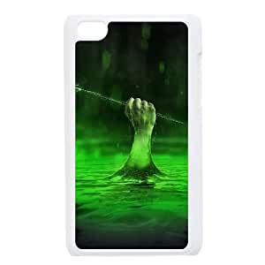 Arrow iPod Touch 4 Case White TPU Phone Case SV_180320