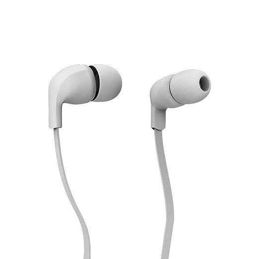 Fone de Ouvido Intra-auricular Color Branco Aquarius Mtc1412