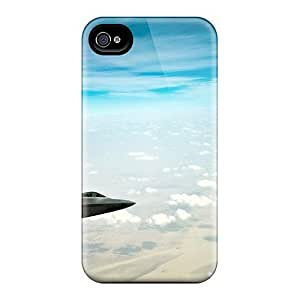 High-quality Durable Protection Case For Iphone 4/4s(on The Air)
