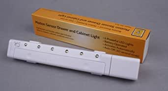 Battery Operated Led Cabinet Drawer And Under Cabinet