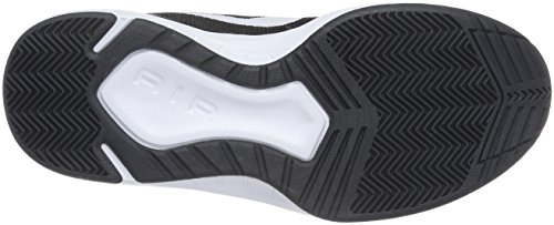 Nike Herren The Air Overplay Ix Basketballschuhe Schwarz (nero / Bianco-antracite-grigio Scuro)