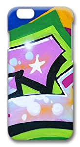 iphone 6 plus 5.5inch Cases & Covers Graffiti pink Custom TPU Soft Case Cover Protector for iphone 6 plus 5.5inch