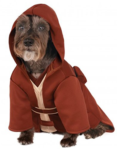 Star Wars Jedi Pet Costume Large