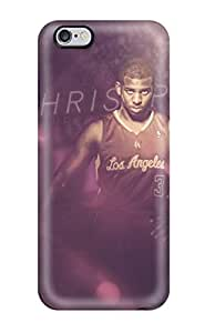 QyGsgil1387HYyhX Case Cover Chris Paul Iphone 6 Plus Protective Case(3D PC Soft Case)