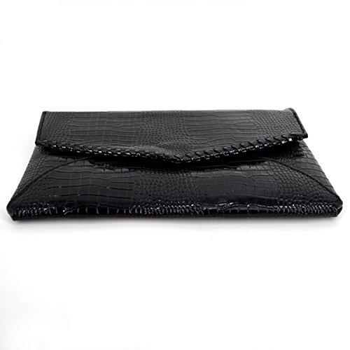 Noir pour Millya bb noir 02C femme noir Pochette 02281 56qwIqH