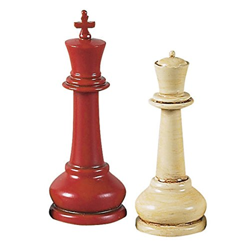 Authentic Models GR027 Masters Staunton Chess Set